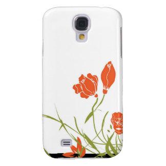 Flora, Silk-Screen Galaxy S4 Covers