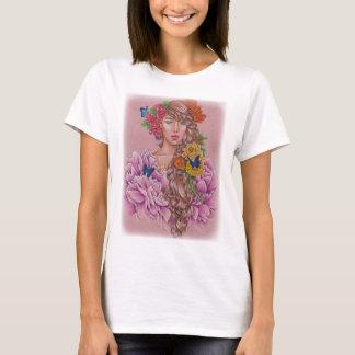 """""""Flora"""" t-shirt"""