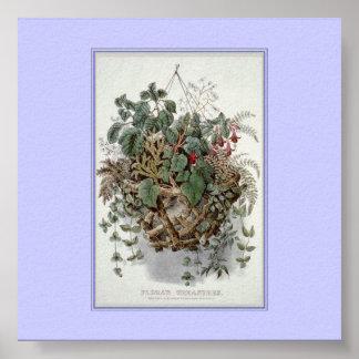 Flora Treasures Print