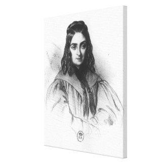 Flora Tristan Canvas Print