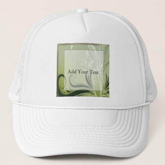 Flora Trucker Hat