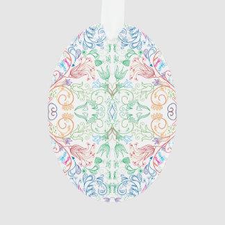 Floradore - White Ornament