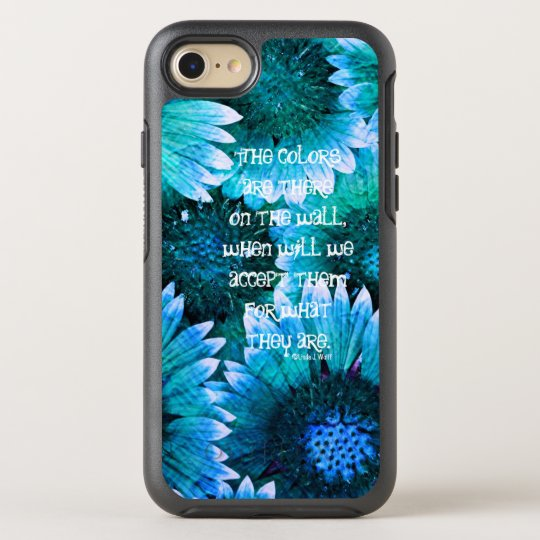 Floral #1 - OtterBox Apple iPhone 7 Symmetry Case