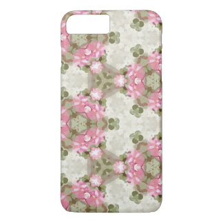 Floral Abstract Vintage Inspired Botanical Pattern iPhone 8 Plus/7 Plus Case