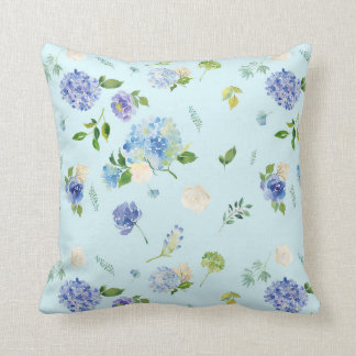 Floral Accent Pillow