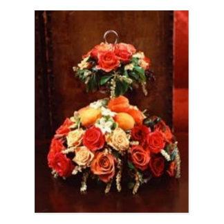 Floral Arangment Post Cards