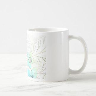 Floral Art Coffee Mugs