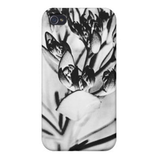Floral Art ® Fitted™ Hard Shell  Case For iPhone 4