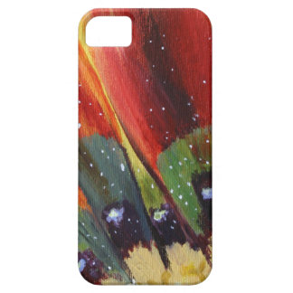 Floral Art iPhone SE + iPhone 5/5S, Barely There iPhone 5 Case
