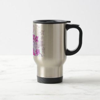 Floral Art Coffee Mugs
