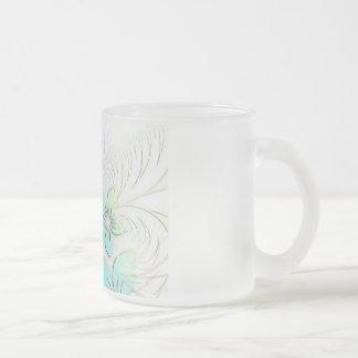 Floral Art Mug