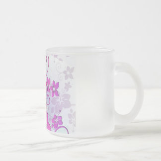 Floral Art Mugs
