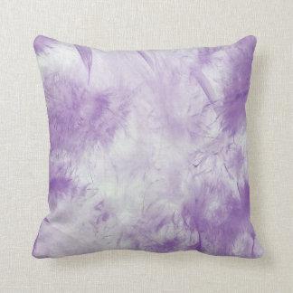 Floral art pillow