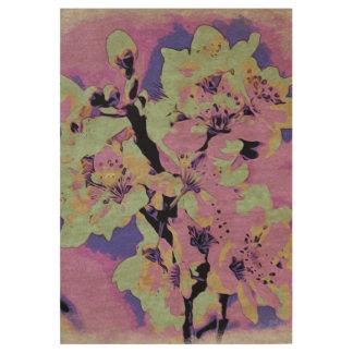 Floral Art Studio 12216 Wood Poster