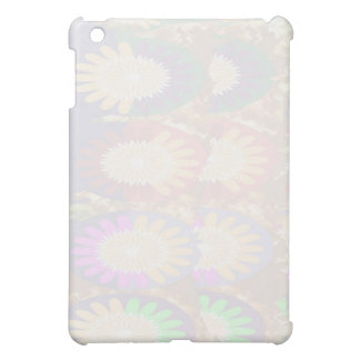 Floral Artistic Patch - Easy Add Text Image 1 iPad Mini Case