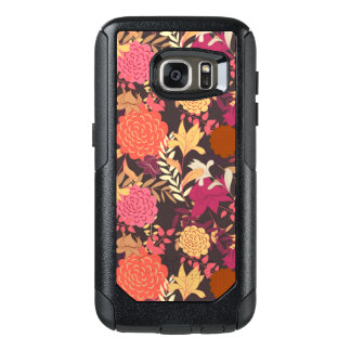Floral background 2 OtterBox samsung galaxy s7 case