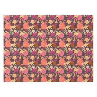 Floral background 2 tablecloth
