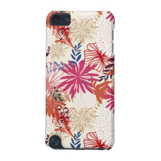 Floral background 3 iPod touch (5th generation) covers