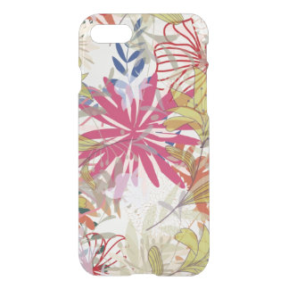Floral background 6 iPhone 8/7 case
