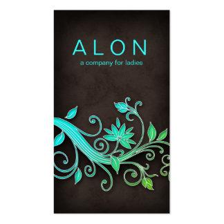 Floral Beauty Business Cards Makeup Artist BG