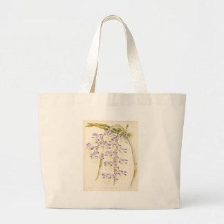 Floral Blooms Canvas Bag
