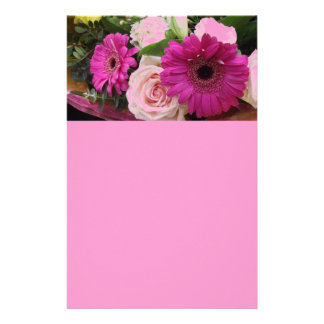 Floral Blooms Stationery