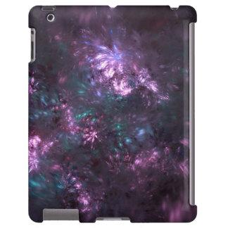Floral Bouquet Fractal Case for iPad