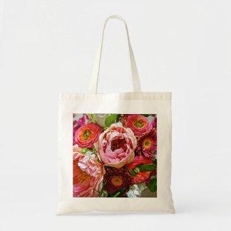 Floral bouquet, Tote Bag