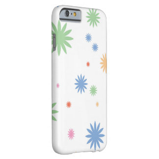 Floral Burst iPhone 6/6s Barely There Case