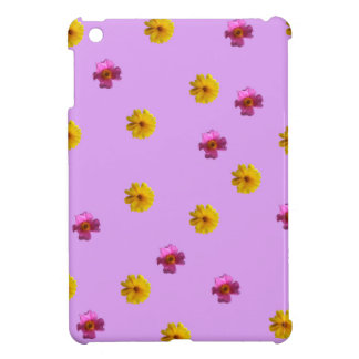 Floral Case iPad Mini Case