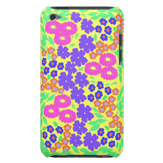 Floral cases iphone ipod iPod touch cases