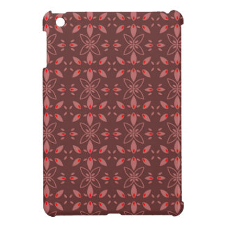 Floral Chocolade Design Case For The iPad Mini