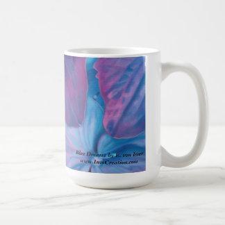 Floral Coffee Mug - Hydrangea
