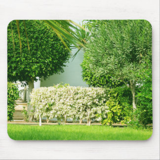 floral collection. Cyprus Mouse Mat