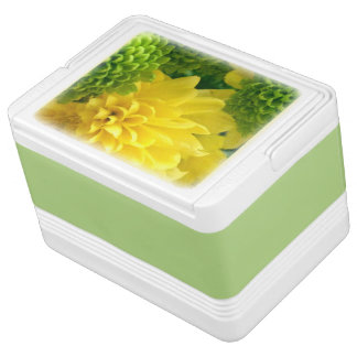 Floral Cooler Igloo Cooler