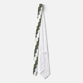 Floral Creek Tie