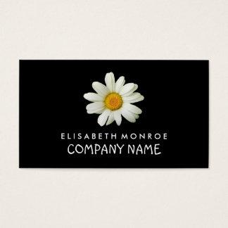 Floral Daisy Business Card
