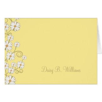 Floral (Daisy) Card