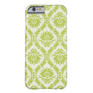 Floral Damask Barely There iPhone 6 Case