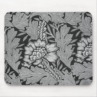 Floral Damask Gifts Mousepad