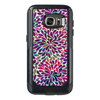 Floral Damask Pattern OtterBox Samsung Galaxy S7 Case