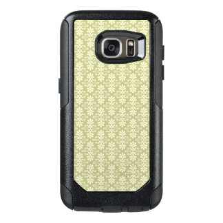 Floral damask wallpaper OtterBox samsung galaxy s7 case