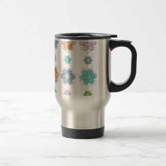 Floral Decor Mug