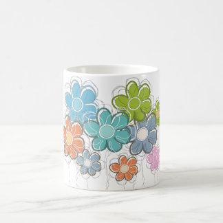 Floral Decor Mugs