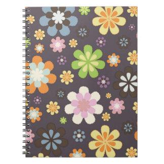Floral Decor Notebook