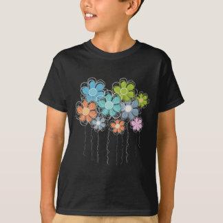 Floral Decor Tee Shirts
