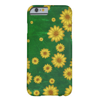 Floral decoration barely there iPhone 6 case