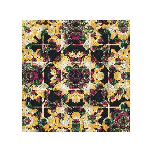Floral Decorative Canvas Prints