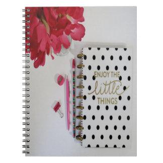 Floral Decorative Supplies Photo Notebook