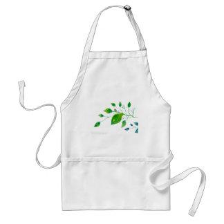 Floral design 001 standard apron